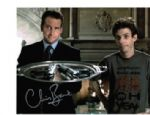 Chris Barrie Signed 10x8 photo from Tomb Raider #6